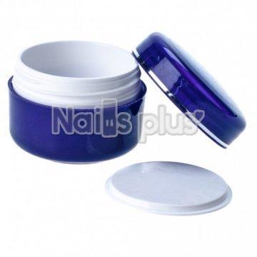 Баночка фиолетовая (тара) 15 грамм