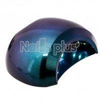 UV/LED лампа - шарик Sun 48 Вт синий хамелеон