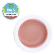 Био гель Bio Gel Global Fashion Peach , 15 мл бежево-персиковый
