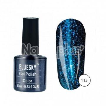 Гель-лак BLUESKY №115, 10 мл, BLY-115