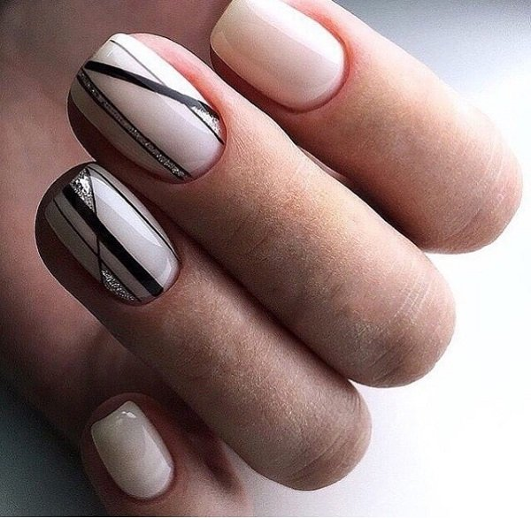Проблемы маникюра для коротких ногтей